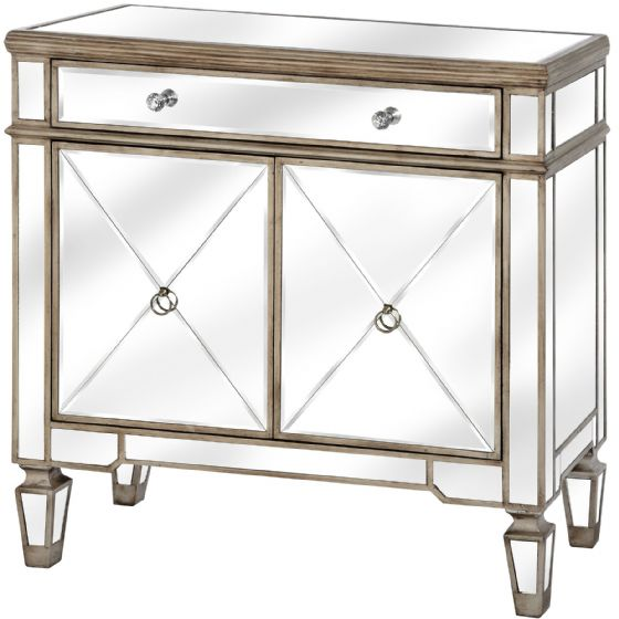 Carlyon Mirrored Small Sideboard - Special Order